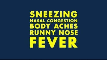Advil Multi-Sympton Cold & Flu TV Spot, 'Cancel Your Cold' - Thumbnail 8