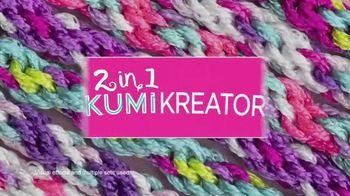 Kumi Kreator 2 in 1 TV Spot, 'Bracelets and Necklaces' - Thumbnail 2