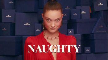 Swarovski Naughty or Nice Collection TV Spot, 'Holidays' Song by The Rockin' Santas - Thumbnail 9