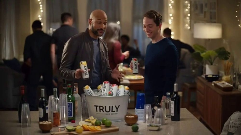 Truly Hard Seltzer TV Commercial, 'Amazing Flavors' Featuring Keegan-Michael Key