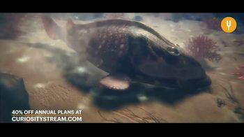 CuriosityStream TV Spot, 'Holidays: 40 Percent Off Annual Plans' - Thumbnail 3