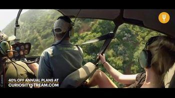 CuriosityStream TV Spot, 'Holidays: 40 Percent Off Annual Plans' - Thumbnail 4