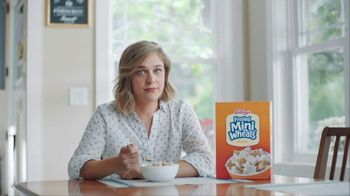 Frosted Mini-Wheats TV Spot, 'Growl-Proof Your Work Review'