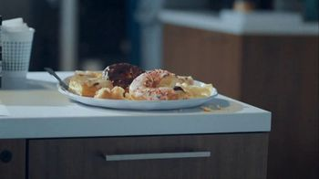 Frosted Mini-Wheats TV Spot, 'Growl-Proof Your Work Review' - Thumbnail 6
