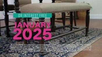 Ashley HomeStore Black Friday Sneak Peak TV Spot, 'Aldwin Panel Bed, Harrietson Sofa' - Thumbnail 7