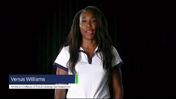 ACR Simple Tasks TV Spot, 'Get Back on Top' Featuring Venus Williams - Thumbnail 1