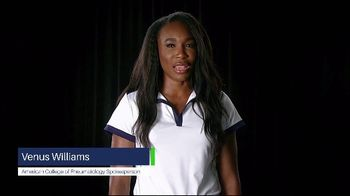 ACR Simple Tasks TV Spot, 'Get Back on Top' Featuring Venus Williams - 8 commercial airings