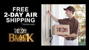 Tennis Express Black Friday Sale TV Spot, 'The Best Holiday Doorbuster Deals' - Thumbnail 5