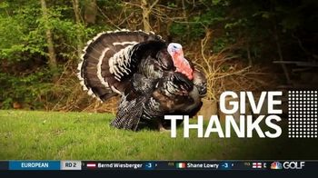GolfNow.com TV Spot, 'Give Thanks'