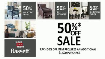 Bassett Black Friday Sale TV Spot, '50 Percent Off' - Thumbnail 5