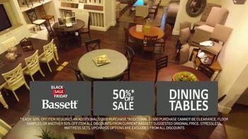Bassett Black Friday Sale TV Spot, '50 Percent Off' - Thumbnail 6