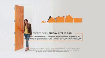 Ashley HomeStore Black Friday Sale TV Spot, 'Top Mattress Brands: 60 Months No Interest' - Thumbnail 8