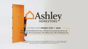 Ashley HomeStore Black Friday Sale TV Spot, 'Top Mattress Brands: 60 Months No Interest' - Thumbnail 7