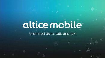 Altice Mobile TV Spot, 'Holidays: No Limits' - Thumbnail 10