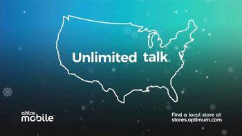 Altice Mobile TV Spot, 'Holidays: No Limits' - Thumbnail 4
