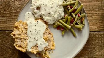 Cotton Patch Cafe TX Duos TV Spot, 'Chicken Fried Steak and Chicken Duo' - Thumbnail 4