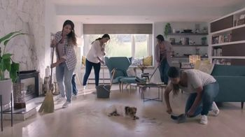 Swiffer Sweeper Heavy Duty TV Spot, 'Mia's Cleaning Confession' - Thumbnail 3