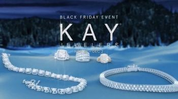 Kay Jewelers Black Friday Event TV Spot, 'Three Piece Diamond Set' - Thumbnail 2