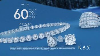 Kay Jewelers Black Friday Event TV Spot, 'Three Piece Diamond Set' - Thumbnail 4