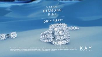 Kay Jewelers Black Friday Event TV Spot, 'Three Piece Diamond Set' - Thumbnail 7