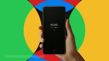 Google Pixel 4 TV Spot, 'Sprint: Motion Sense' Song by 3 One Oh - Thumbnail 3