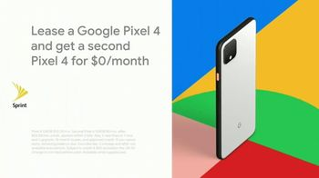 Google Pixel 4 TV Spot, 'Sprint: Motion Sense' Song by 3 One Oh - Thumbnail 9