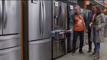 The Home Depot Black Friday Savings TV Spot, 'Whirlpool Stainless Steel Kitchen Package' - Thumbnail 2