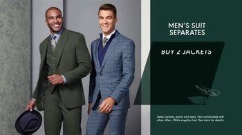 K&G Fashion Superstore Thanksgiving Event TV Spot, 'Men's Suit Separates, Women's Suits and Shoes'