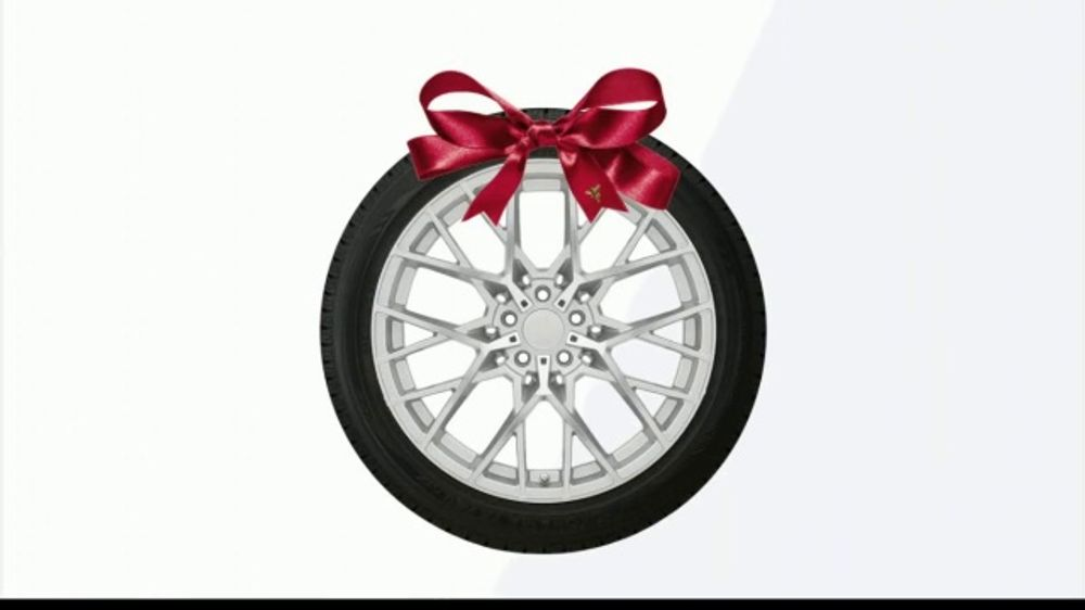 Discount Tire TV Commercial, 'Happy Holidays'