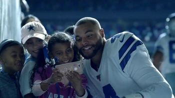 Ultimate Sleep Number Event TV Spot, 'Competitive Edge: 50%' Featuring Dak Prescott - 95 commercial airings