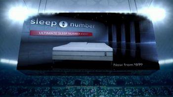 Ultimate Sleep Number Event TV Spot, 'Competitive Edge: 50%' Featuring Dak Prescott - Thumbnail 2