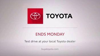 Toyota Operation Black Friday Sales Event TV Spot, 'Prius' [T2] - Thumbnail 6