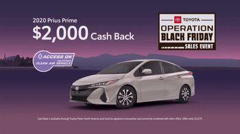 Toyota Operation Black Friday Sales Event TV Spot, 'Prius' [T2] - Thumbnail 4