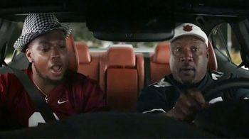Nissan TV Spot, 'Heisman House: Bo vs. Derrick' [T1] - 15 commercial airings