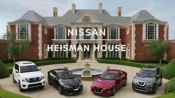 Nissan TV Spot, 'Heisman House: Bo vs. Derrick' [T1] - Thumbnail 1