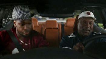 Nissan TV Spot, 'Heisman House: Bo vs. Derrick' [T1] - Thumbnail 3