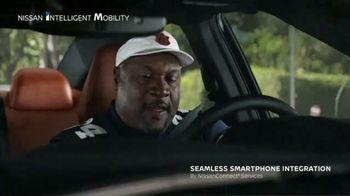 Nissan TV Spot, 'Heisman House: Bo vs. Derrick' [T1] - Thumbnail 5