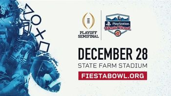 The Fiesta Bowl TV Spot, 'One Goes On' - Thumbnail 9