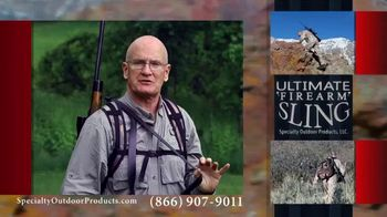 Specialty Outdoor Products LLC Ultimate Firearm Sling TV Spot, 'Any Firearm' - Thumbnail 3