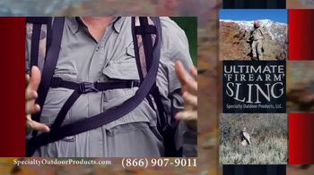 Specialty Outdoor Products LLC Ultimate Firearm Sling TV Spot, 'Any Firearm' - Thumbnail 4