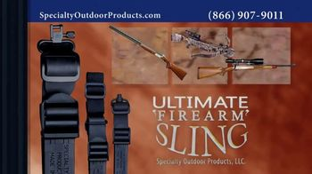 Specialty Outdoor Products LLC Ultimate Firearm Sling TV Spot, 'Any Firearm' - Thumbnail 5