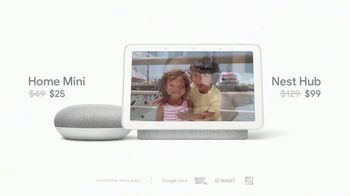 Google Nest Hub TV Spot, 'Holidays: Time for Family, Food and Freaking Out' - Thumbnail 9