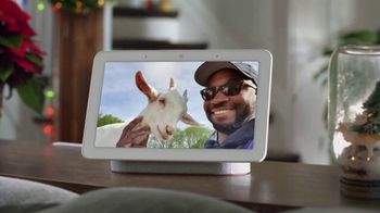 Google Nest Hub TV Spot, 'Holidays: Time for Family, Food and Freaking Out' - Thumbnail 7