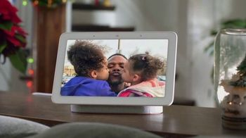 Google Nest Hub TV Spot, 'Holidays: Time for Family, Food and Freaking Out' - Thumbnail 8