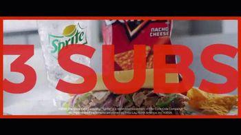 Subway TV Spot, 'Deals Are Delicious' - Thumbnail 6