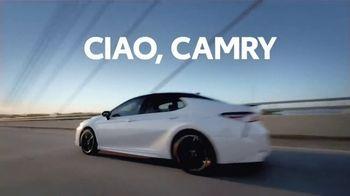 2019 Toyota Camry TV Spot, 'Dear Road Rivals: Camry' [T2]