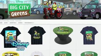 Disney Channel Fan Shop TV Spot, 'New York Comic Con Launch: Big City Greens' - Thumbnail 8