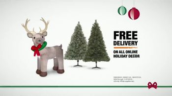 The Home Depot TV Spot, 'Holidays Are Here: Free Delivery' - Thumbnail 8