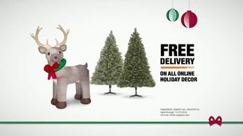 The Home Depot TV Spot, 'Holidays Are Here: Free Delivery' - Thumbnail 9