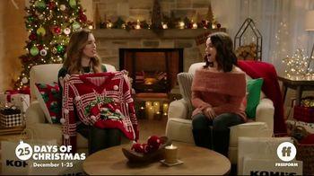 Kohl's TV Spot, 'Freeform: Snuggle Season' Featuring Christy Carlson Romano, Katie Stevens - 10 commercial airings